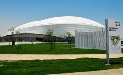 HOY / Catar inaugura el estadio Al Al Janoub a tres años y medio para el Mundial