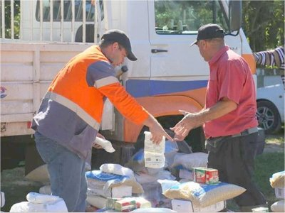 Comercios de Ñeembucú piden apoyo económico tras inundaciones