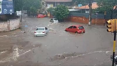 Proyectan desagües pluviales en Asunción