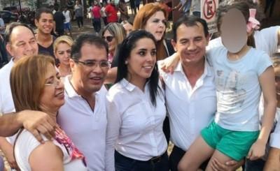 """Supuesto audio de Lilian González ordena destitución de """"traicioneros"""""""