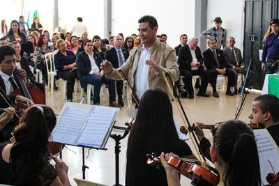 Festival Nacional de Orquestas Juveniles Sonidos de la Tierra
