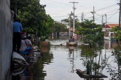 Jornada deportiva benéfica para ayudar a los afectados por las inundaciones