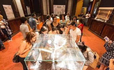HOY / Treinta museos del país expondrán éste sábado en el Museo Nacional de Bellas Artes