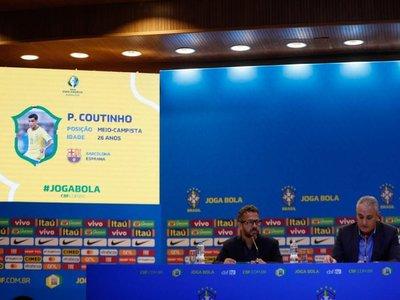 Brasil aprovecha la Copa América para iniciar su renovación
