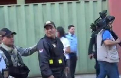 Alto Paraná: Detenido funcionario judicial acusado por constante hurto de evidencias