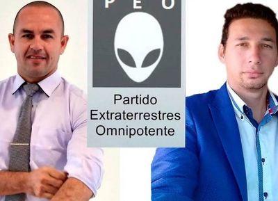 Partido Extraterrestre Omnipotente aún no se registró en el TSJE, señalan
