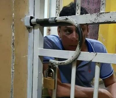 Caso Chilavert: peritaje desnuda asociación criminal, según defensa