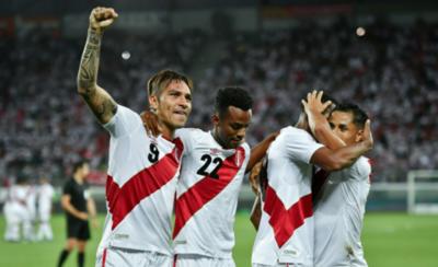 HOY / Guerrero es el estandarte de la selección de Gareca