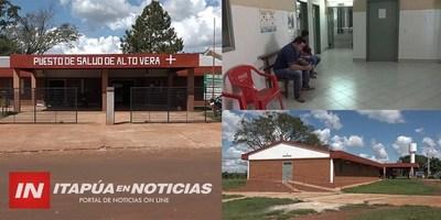 SOLICITAN EQUIPOS Y MÉDICOS PARA CENTRO DE SALUD DE CARONAY