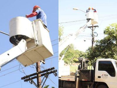 Instalaron 36 cámaras de seguridad en San Ignacio