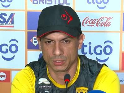 """""""Nuestra obligación es ir a ganar"""", dijo Florentín"""