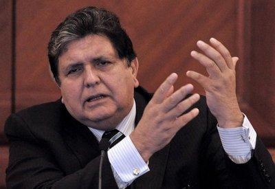 Ratifican 3 años de prisión preventiva a presunto testaferro de Alan García