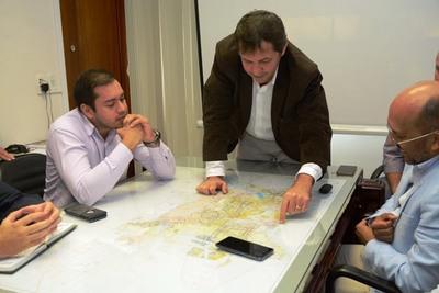 Intendente de CDE quiere mayor integración con Foz de Yguazú