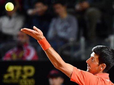 """Djokovic: """"La diferencia la hizo la suerte en los momentos decisivos"""""""