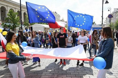 Europeos deberán elegir a representantes en auge populista, la próxima semana