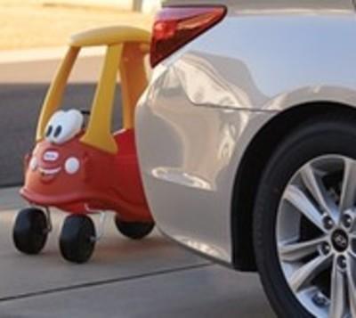 Niño de 1 año fallece atropellado por vehículo guiado por su madre