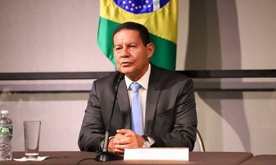 Vicepresidente de Brasil inicia su visita oficial a China este domingo