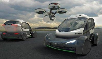 Estudiarán integrar vehículos voladores en el transporte urbano de París