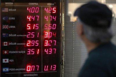 Dificultades de la economía derrumban los mercados en Brasil