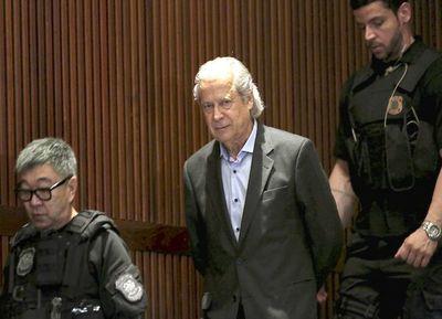 Exministro de Lula regresa a prisión para cumplir condena por corrupción