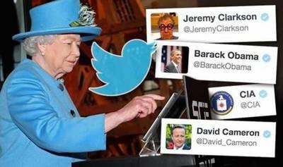 La reina de Inglaterra busca Community Manager
