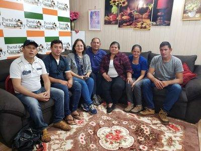 Repudian posible vuelta de fiscal Jalil Rachid a Curuguaty