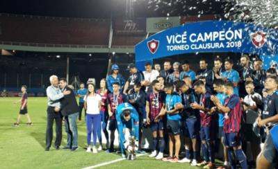 HOY / Tercer triplete de subcampeonatos de Cerro Porteño
