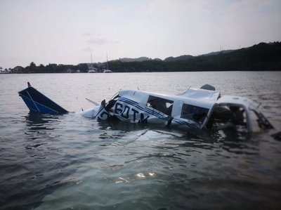 Cinco muertos en accidente de una avioneta en Honduras
