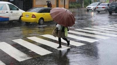 HOY / Anuncian lluvias y ocasionales tormentas elécticas para hoy