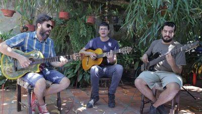 Sununú Trio en el ciclo Manzana Abierta