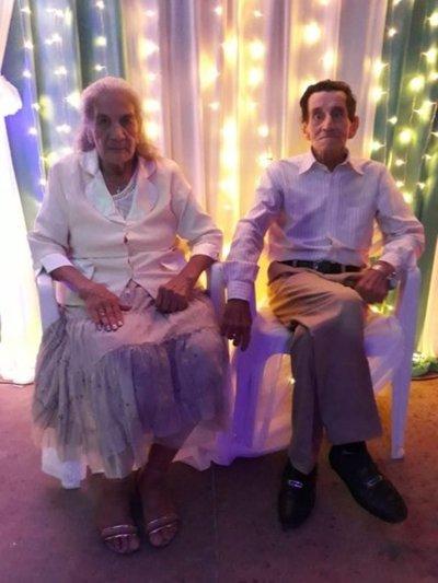 Un amor de 55 años en el Chaco