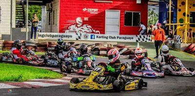El karting celebró una magnífica cuarta fecha