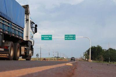 Ruta Naranjal-San Cristóbal registra un avance del 90 %