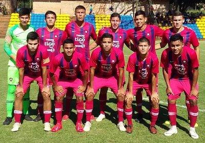 Sub 18: Cerro Porteño sigue liderando