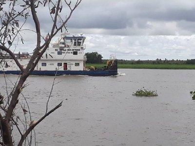 Paso de gran embarcación destruye pertenencias de indígenas Yshir