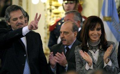 """Argentina: Candidato de CFK niega ser un """"títere"""""""
