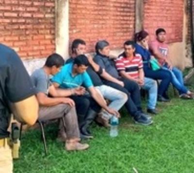 Ordenan prisión para policías y civiles caídos en Operativo Espada