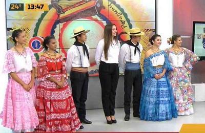 Acuarela Paraguaya en C9N