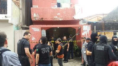 Grupo armado atacó un bar y al menos 11 personas murieron en Brasil