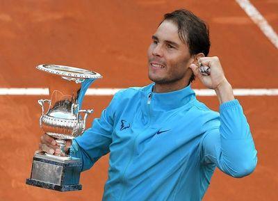 Rafael Nadal gana su noveno título en Roma