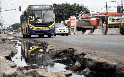 Mota Engil no cede en pedido de US$ 22 millones por metrobús inexistente