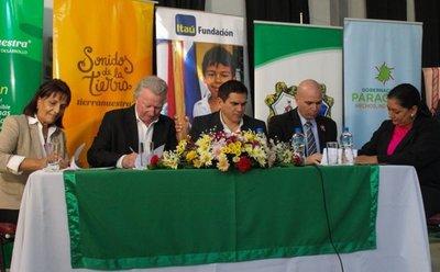 Yaguarón recibirá a orquestas juveniles de todo el país