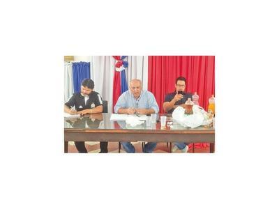 Los presidentes de seccionales se dividen en Asunción