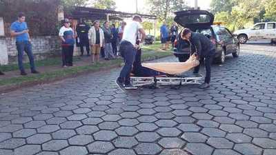 Motociclista muere tras ser atropellado por un automovilista presumiblemente borracho