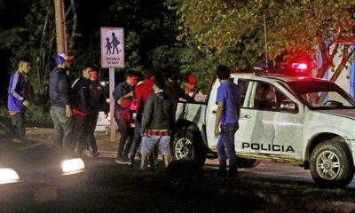 Un muerto deja trifulca entre barrabravas de Cerro Porteño