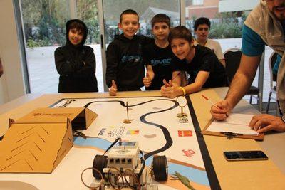 Alistan torneo nacional de robótica