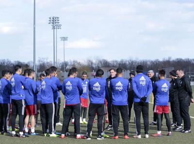 Copa América: la Albirroja inicia hoy los entrenamientos en Ypané