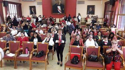Presidente de la ANR destaca labor de las mujeres en la política nacional