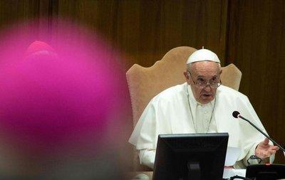 "Papa pide ""proteger la vida"" en alusión al caso del francés Vincent Lambert"