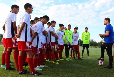 La Albirrojita Sub 17 arranca su camino al Mundial